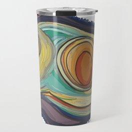 Tree Stump Series 2 - Illustration Travel Mug