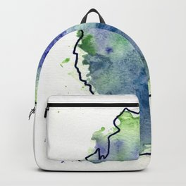 The Great Lakes State Backpack