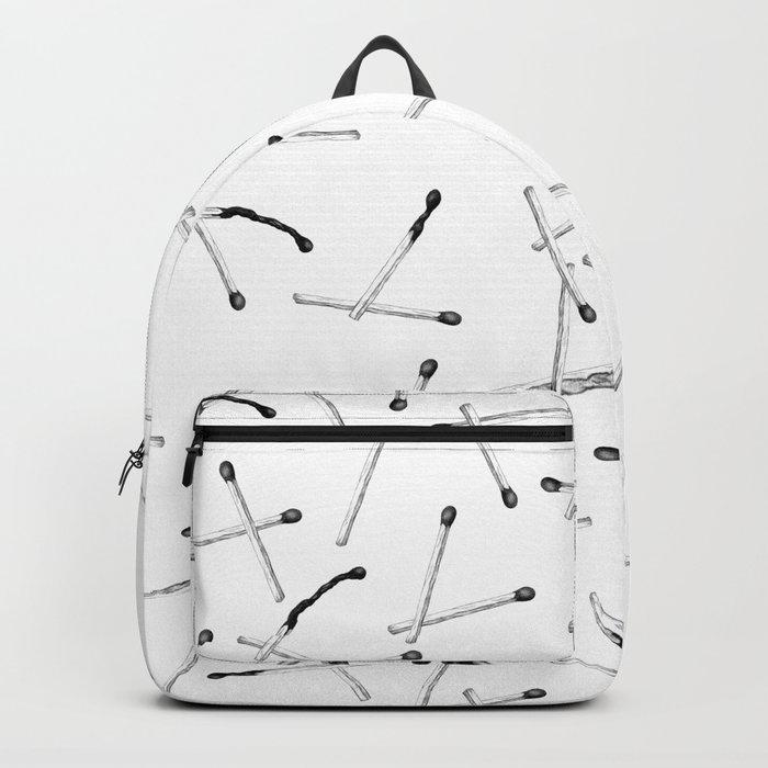 Burn it! Backpack