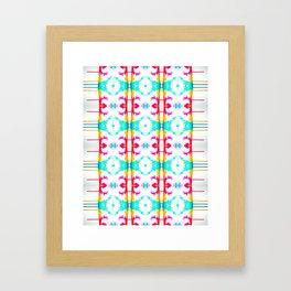 Take a Little Trip Framed Art Print