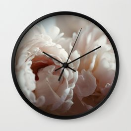 Joyful Unfolding Wall Clock