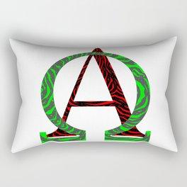 From A  to Z Rectangular Pillow