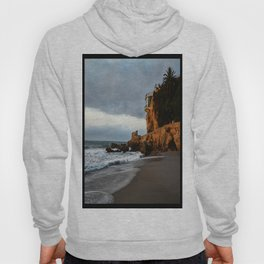 The Lookout over the Beach Hoody