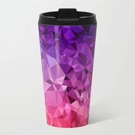 Ultra Violet Diamond Rainbow Travel Mug
