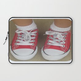 beauty in the mundane - my favorite pair of shoes Laptop Sleeve