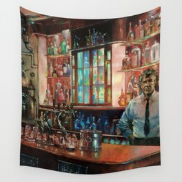 The Barkeep Wall Tapestry