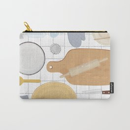 kitchenware collection Carry-All Pouch