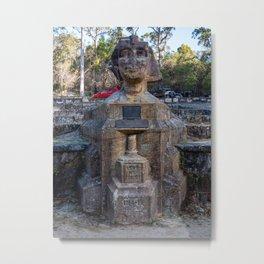 Sphinx War Memorial Metal Print