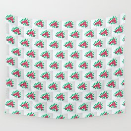 Roses IV-A Wall Tapestry