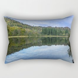 Nature. Rectangular Pillow