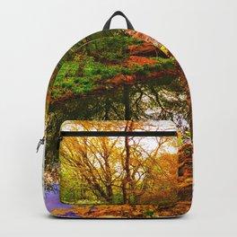 Nature's Heart Healer Poem Backpack