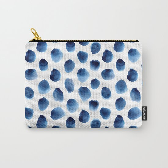 Freshness || watercolor Carry-All Pouch