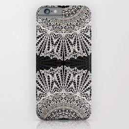 Mandala Mehndi Style G384 iPhone Case