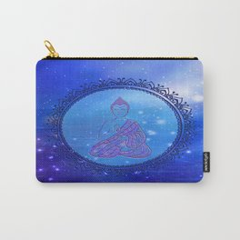 Cosmic Peace Buddha Carry-All Pouch