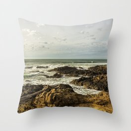 The View from Strawberry Hill, No. 4 Throw Pillow