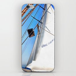 The Realist Adjusts The Sails iPhone Skin