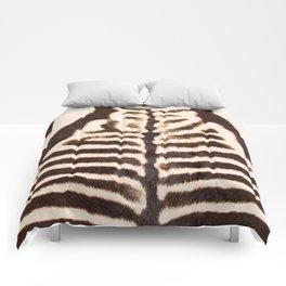 Zebra - stripes - classic - #society6 #buyart Comforters