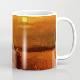 Vincent Van Gogh The Old Tower In The Fields Coffee Mug