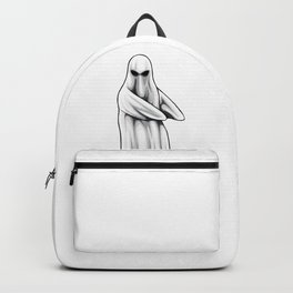 Ghost floss Dance Halloween Backpack