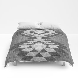 GREY DIAMOND LINEN Comforters