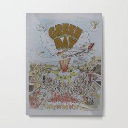 Dookie Metal Print