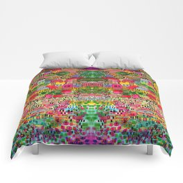 Color Town Comforters