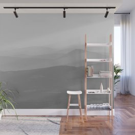 Les Monts Chic-Chocs Wall Mural