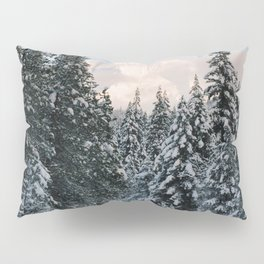 Mt. Hood National Forest Pillow Sham
