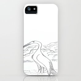 Fishing the Little Missouri iPhone Case