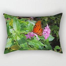Serendipitous Rendezvous Rectangular Pillow