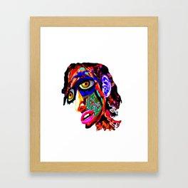 The Knightly Framed Art Print