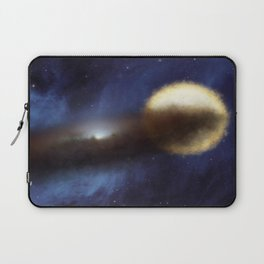Mystery of the fading star Laptop Sleeve