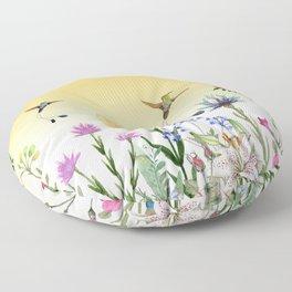 Summertime Floor Pillow