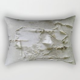 Birch Bark Rectangular Pillow