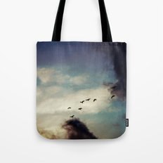 For Love of Sky Tote Bag