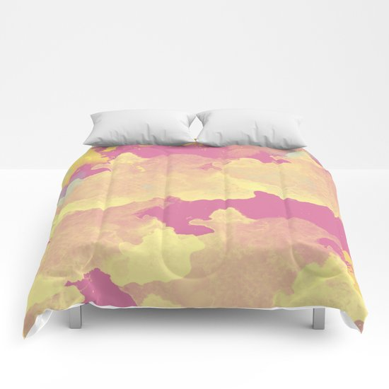 Abstract 41 Comforters