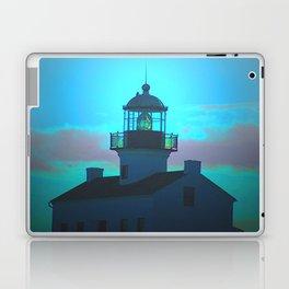 Point Loma Lighthouse (large) Laptop & iPad Skin