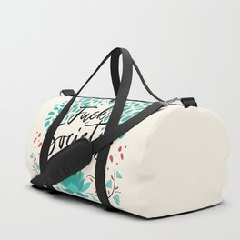 Nothing else to say Duffle Bag