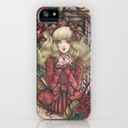 Candy Christmas iPhone Case