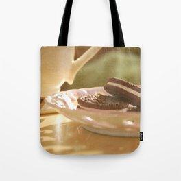 tea + cookies Tote Bag