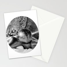 Objects in Motion Stationery Cards