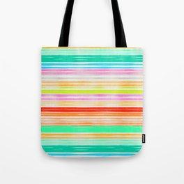 Waves_Multicolor2 Tote Bag