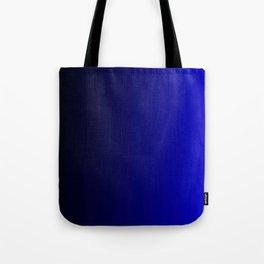 Rich Vibrant Indigo Blue Gradient Tote Bag