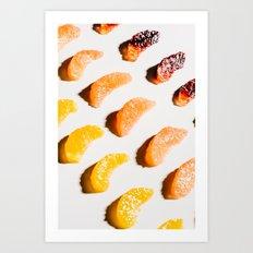 Citrus 2 Art Print