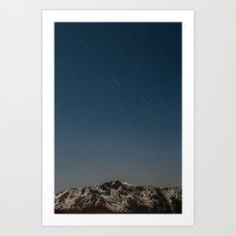 Mt. Tallac Art Print