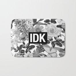IDK Bath Mat