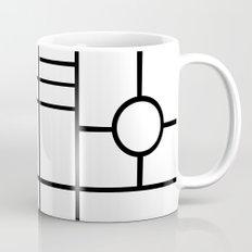 PS Grid Mug