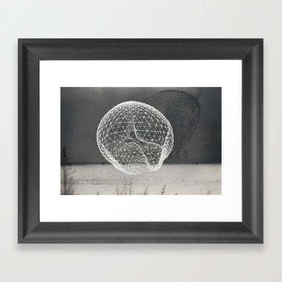 OoI 01 Framed Art Print