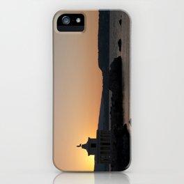 Kefalonia Lighthouse Lassi Greece iPhone Case