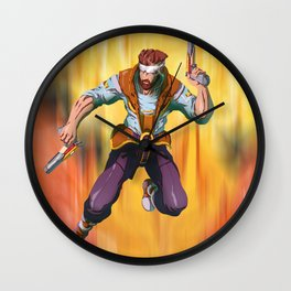 Finnigan Wall Clock